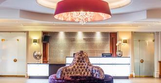 Mercure Exeter Southgate Hotel - אקסטר - דלפק קבלה