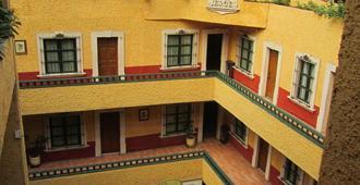 Hotel Mesón De La Merced - Zacatecas