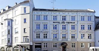 Hotel Sct. Thomas - Copenhague - Edificio