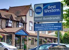Best Western Weymouth Hotel Rembrandt - Weymouth - Building