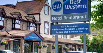 Best Western Weymouth Hotel Rembrandt - Weymouth - Bâtiment