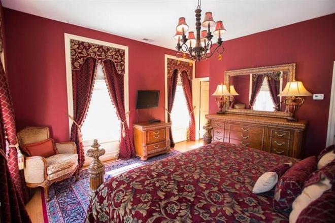 1840s Carrollton Inn - Baltimore - Habitación