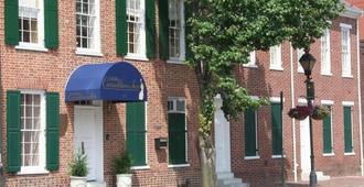 1840s Carrollton Inn - Baltimore - Toà nhà
