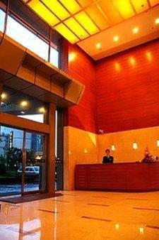 Kingland Service Apartment - Shanghai - Vastaanotto
