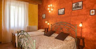 La Vecchia Stazione Ghibullo - Ravenna - Bedroom