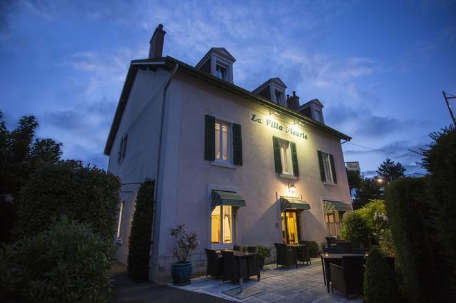 Hôtel La Villa Fleurie - Beaune - Toà nhà
