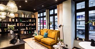 Hôtel Lanjuinais - Rennes - Lounge