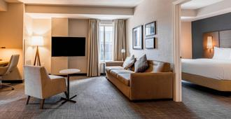 Residence Inn by Marriott Halifax Downtown - הליפאקס (נובה סקוטיה) - סלון