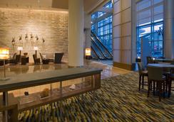 Hyatt Regency Denver At Colorado Conv Ct - Денвер - Лобби