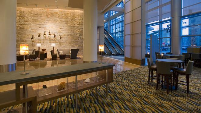 Hyatt Regency Denver At Colorado Conv Ct - Denver - Aula