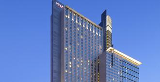 Hyatt Regency Denver At Colorado Convention Center - Ντένβερ - Κτίριο