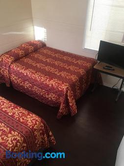 Century Inn - Inglewood - Phòng ngủ