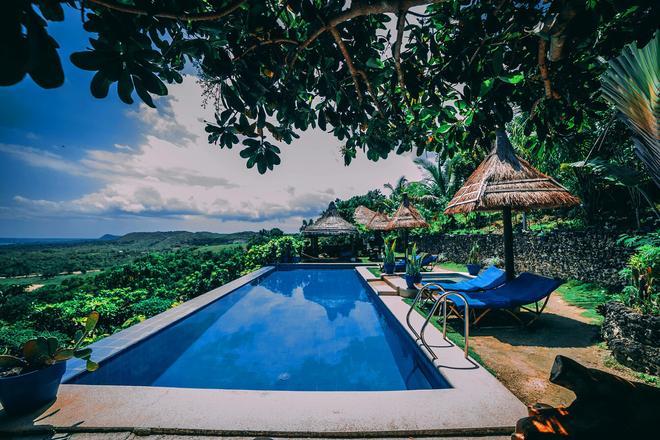 馬奎斯日出日落住宿別墅 - 巴克拉永 - 塔比拉蘭 - 游泳池