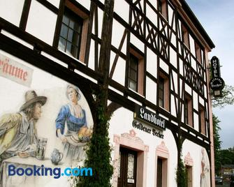 Landhotel Goldener Becher - Chemnitz - Building