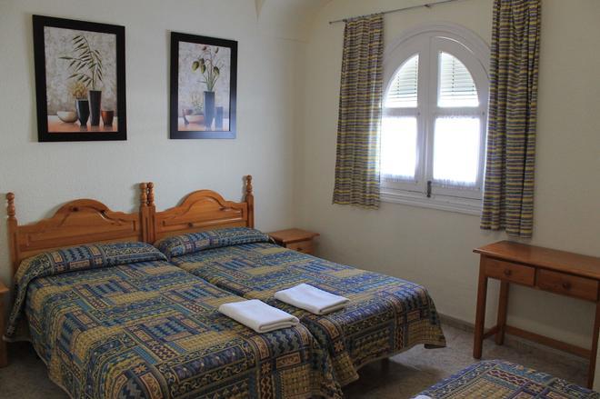 Juanita Guesthouse - Málaga - Camera da letto