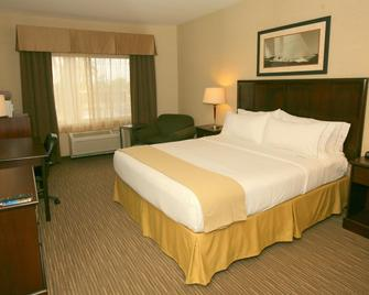Holiday Inn Express San Diego South - Chula Vista - Chula Vista - Bedroom