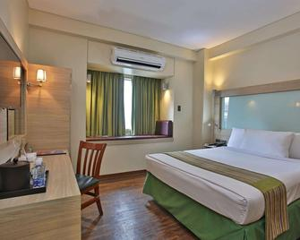 Microtel by Wyndham Baguio - Baguio - Bedroom