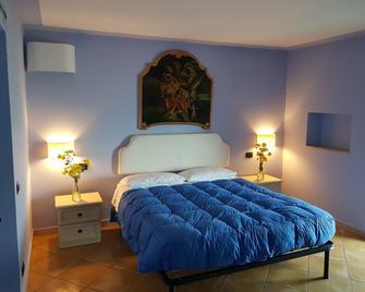 Luna Convento Resort - Stalettì - Schlafzimmer