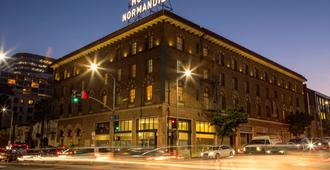 Hotel Normandie - Los Angeles - Edifici