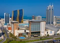 لو ميريديان سيتي سنتر البحرين - المنامة - مبنى