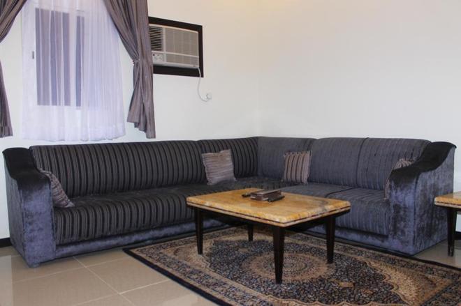 Fakhamet Al Taif Hotel Apartments 1 - Taif - Sala de estar