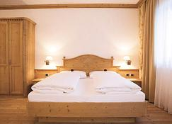 Residence Hotel Alpinum - Campo Tures/Sand in Taufers - Bedroom