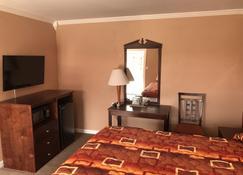 Budget Inn - New Albany - New Albany - Bedroom