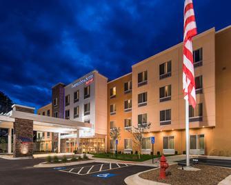 Fairfield Inn & Suites Leavenworth - Leavenworth - Gebäude