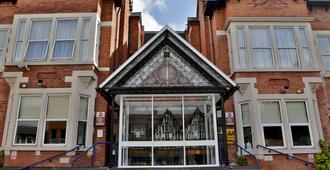 Best Western Plus Nottingham Westminster Hotel - Nottingham - Gebouw
