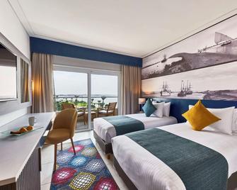 Mercure Ismailia Forsan Island Hotel - Ismáílíja - Ložnice