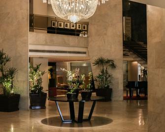 Hotel Guarani Asuncion - Asunción - Lobby