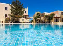 Smaragdi Hotel - Thera - Pool