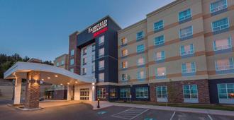 Fairfield Inn and Suites by Marriott Kamloops - Kamloops - Building