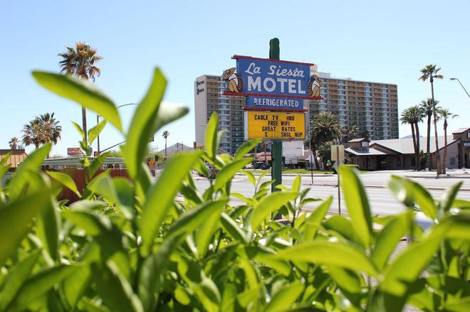 La Siesta Motel - Tucson - Cảnh ngoài trời
