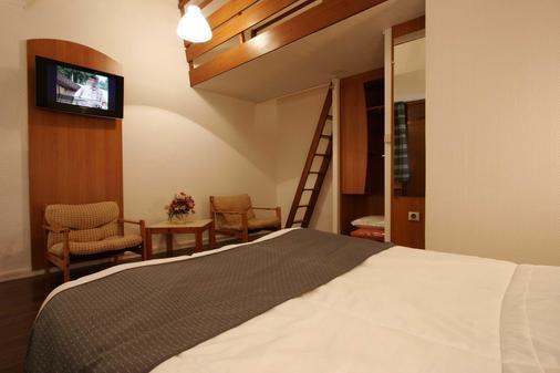 Hotel Kyriad Reims Est Parc Des Expositions - Reims - Phòng ngủ