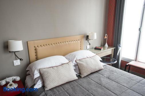 阿波羅蒙帕納斯酒店 - 巴黎 - 巴黎 - 臥室