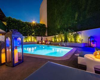 The Mosaic Hotel - Beverly Hills - Беверли-Хиллс - Бассейн