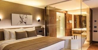 Kronwell Brasov Hotel - בראסוב - חדר שינה