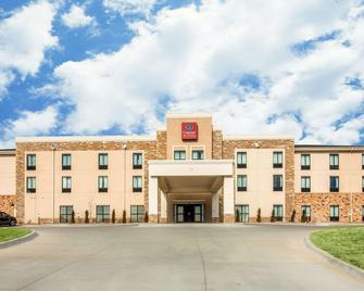 Comfort Suites - Dodge City - Gebouw