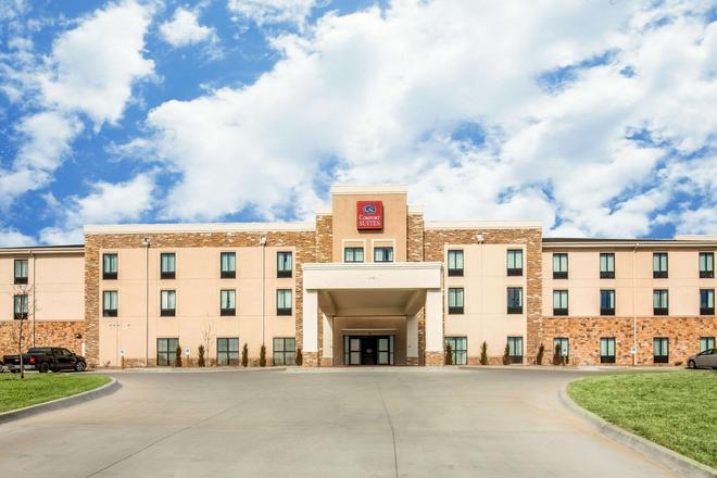 Comfort Suites - Dodge City - Gebäude