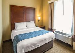 Comfort Suites - Dodge City - Schlafzimmer