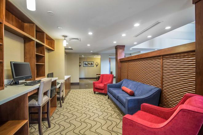 Comfort Suites - Dodge City - Business Center