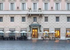 Albergo Del Senato - Roma - Edificio