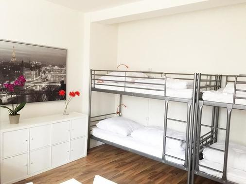 Mac City Hostel - Hamburg - Bedroom