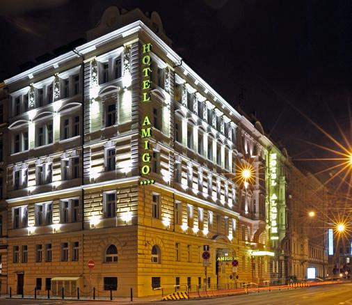 Alqush Downtown Hotel - Prag - Gebäude