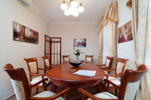 Alqush Downtown Hotel - Prag - Speisesaal