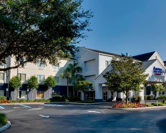 Fairfield Inn and Suites by Marriott Ocala - Ocala - Building