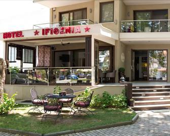 Hotel Ifigenia - Leptokarya - Gebouw