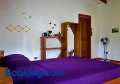 Cabinas Caribe Luna - Cahuita - Bedroom
