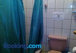 Cabinas Caribe Luna - Cahuita - Bathroom